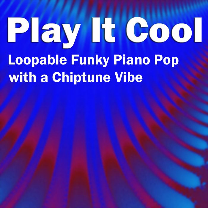 Loopable Funky Piano Pop w/ Chiptune Vibe