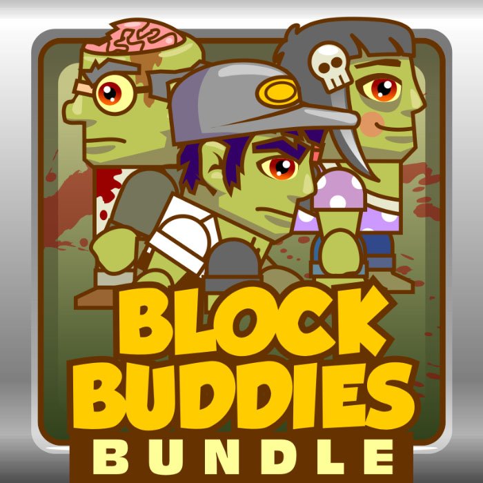 BlockBuddies Zombie Bundle