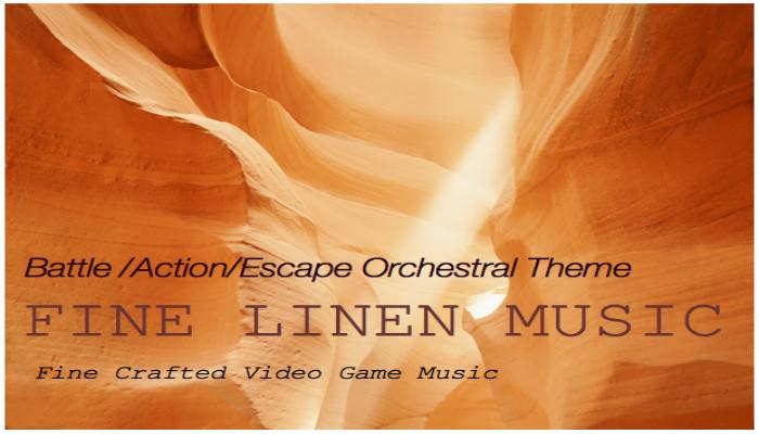 Battle/Action/Escape OrchestralTheme