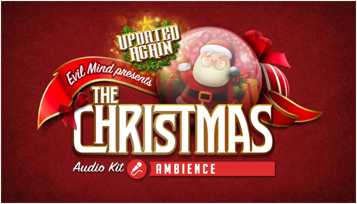 Christmas – Ambience Pack