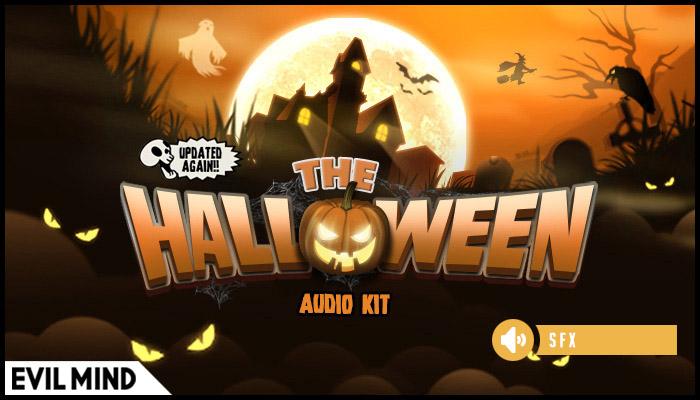Halloween – SFX Pack