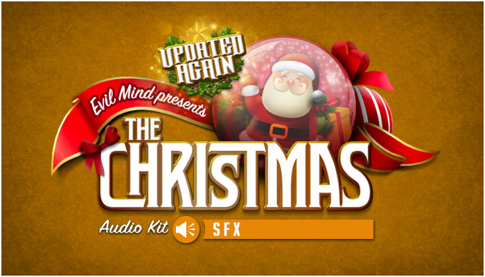 Christmas – SFX Pack