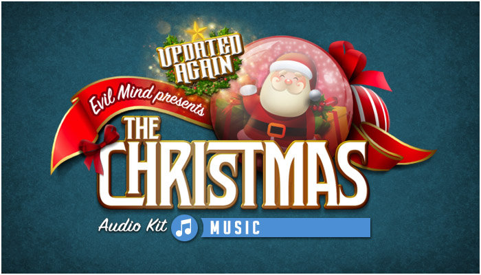 Christmas – Music Pack
