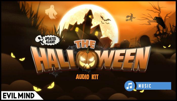 Halloween – Music Pack