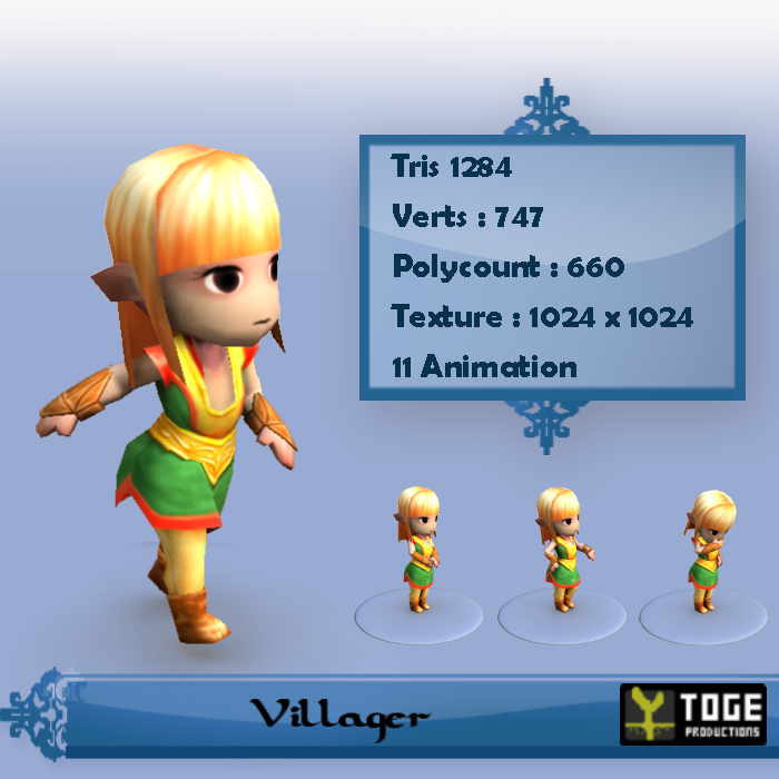 Female Villager
