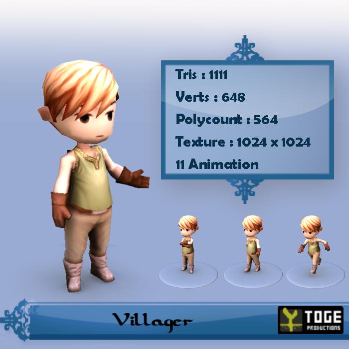 Male Villager