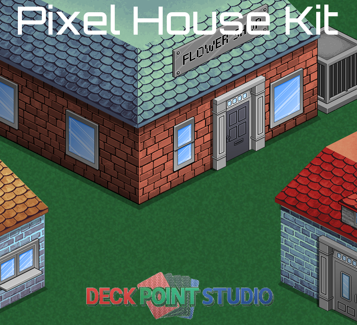 Pixel House Kit