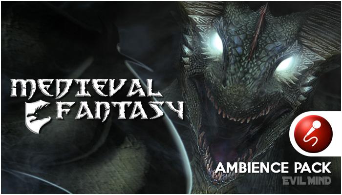 Medieval Fantasy Ambience Pack