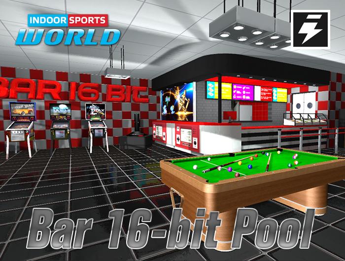 Bar 16-bit Pool