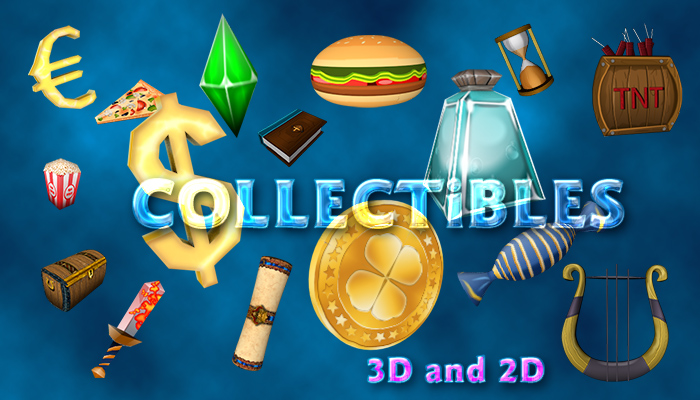 Collectibles Super Pack