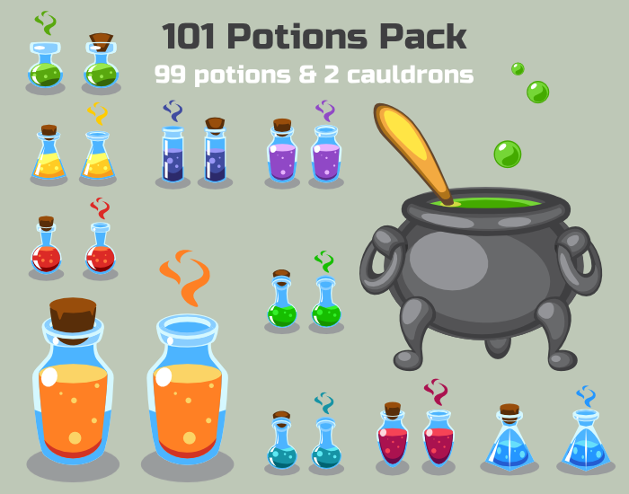 Potions Pack