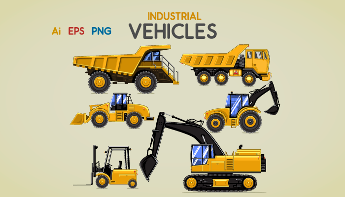 Industrial vehicles