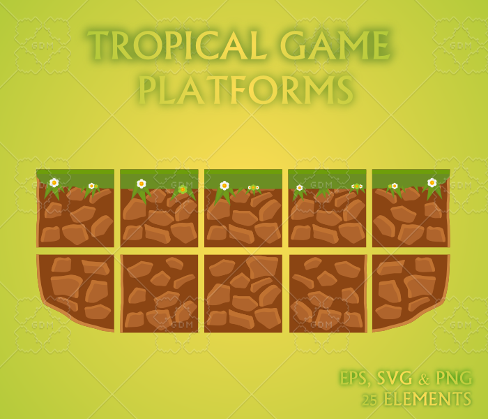 Tropical Game Platforms