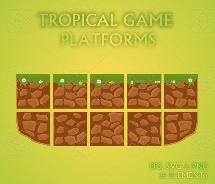 Tropical Game Platforms