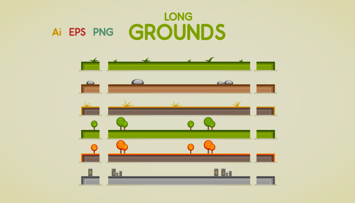 Long grounds