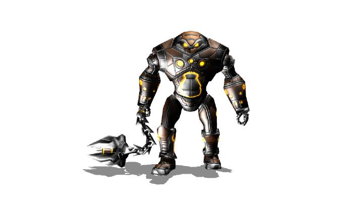 Sci-fi Robot 8