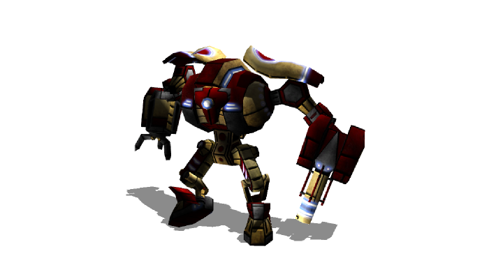 Sci-fi Robot 6