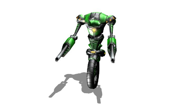 Sci-fi Robot 7