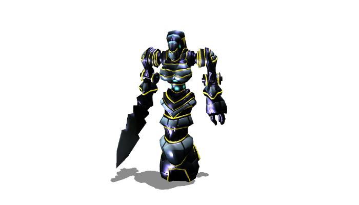 Sci-Fi Robot 3