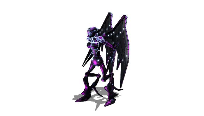 Sci-Fi Robot 4