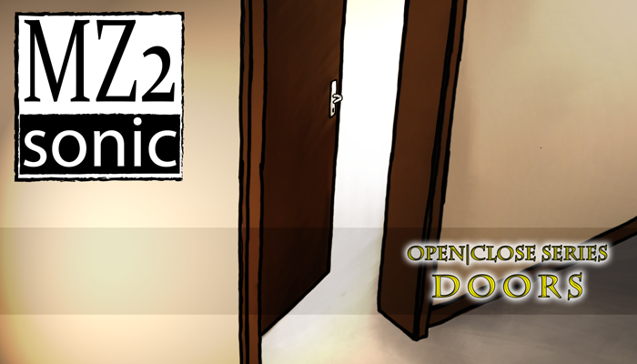 OpenClose Series – Doors