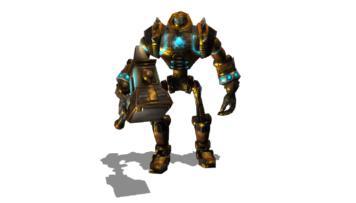 Sci-Fi Robot 1