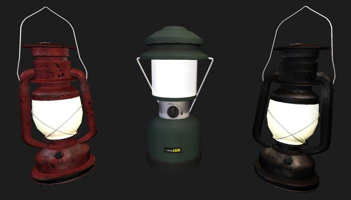 HQ Lanterns