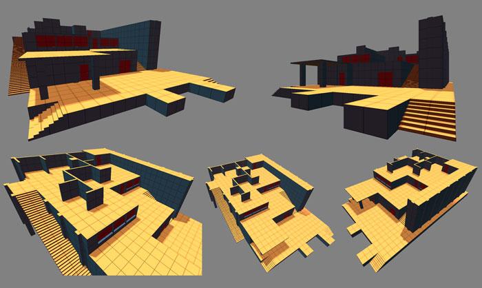Modular Building Block System