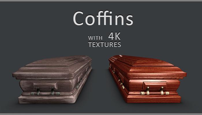 Animated Coffins