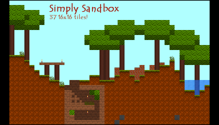 Simply Sandbox Terrain Tiles