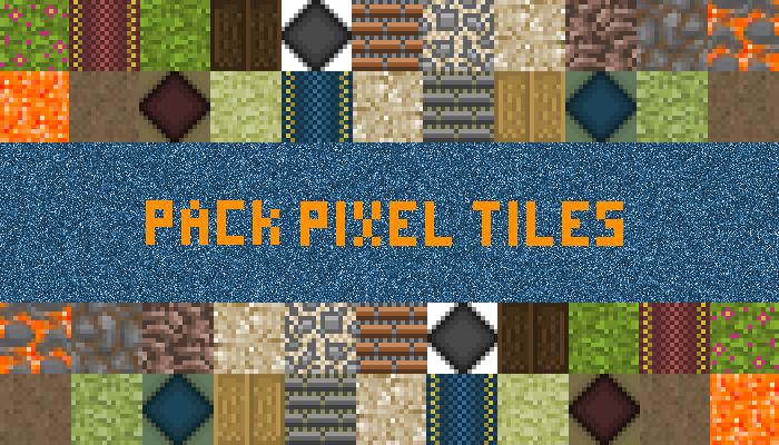 Pack Pixel Art Tiles
