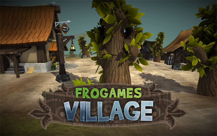 Frogames Village