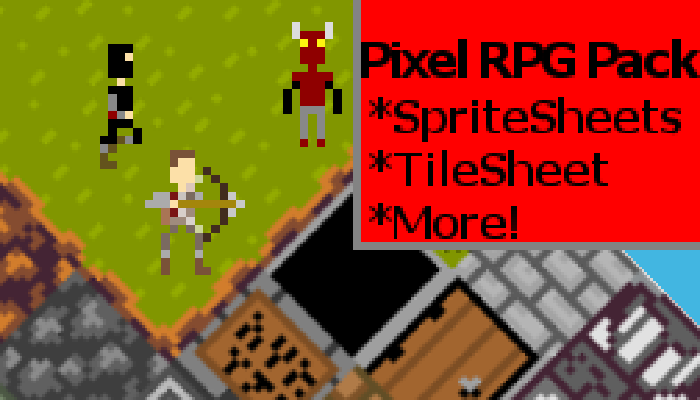 Pixel RPG Pack