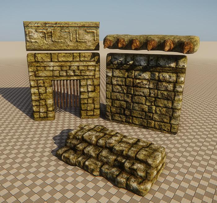 Modular Maya Basic Pack