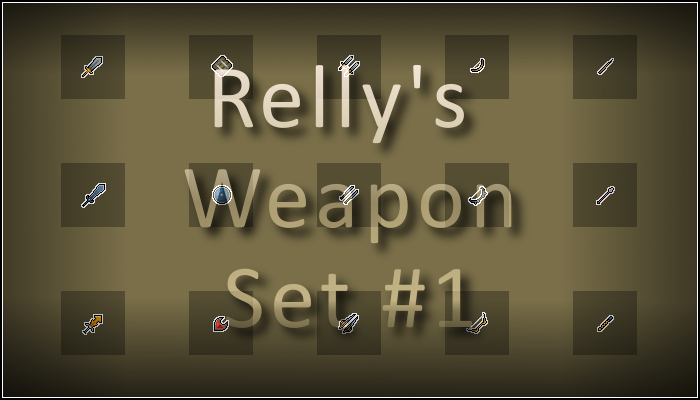 Rellys Weapon Set 1