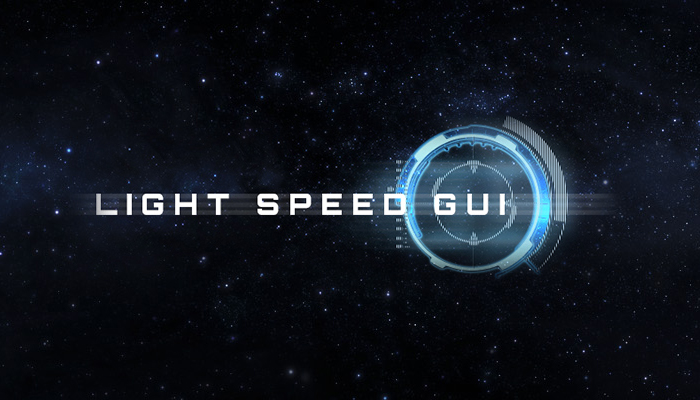 Lightspeed GUI