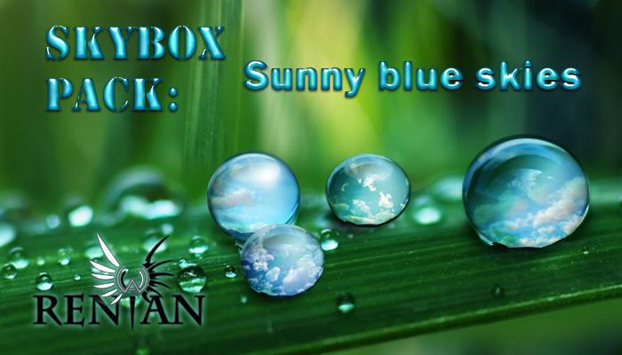 Sunny Blue Skies 01