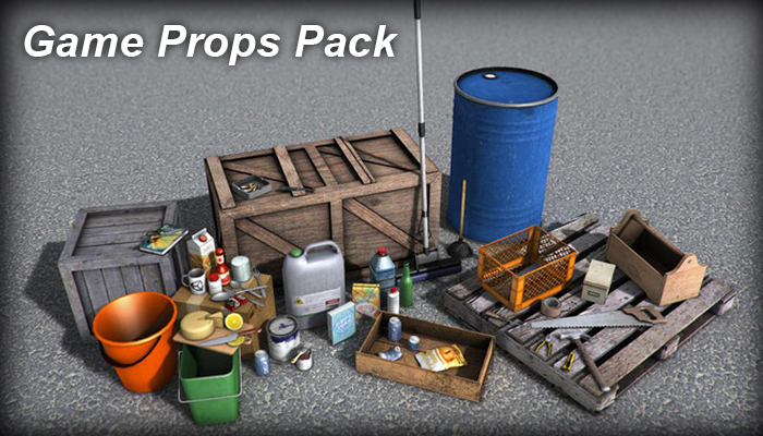 Game Props Pack