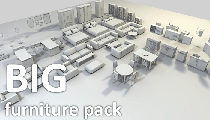 Big Furniture Pack