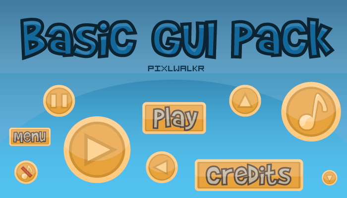 Basic GUI Pack