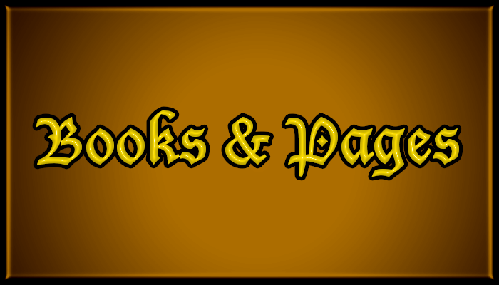 Books and Pages SFX Pack