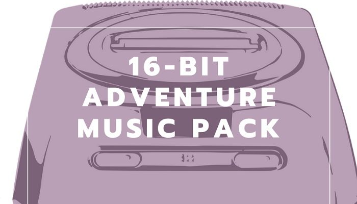 16-bit Adventure Music Pack