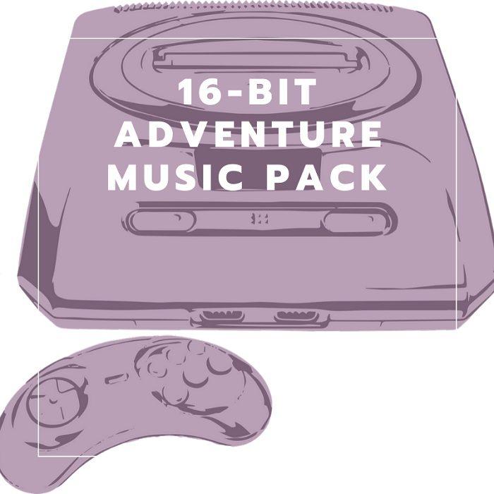 16-bit Adventure Music Pack