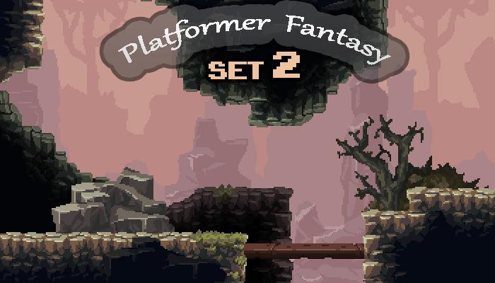 Platformer Fantasy SET2