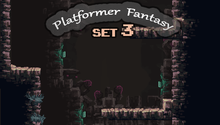 Platformer Fantasy SET3