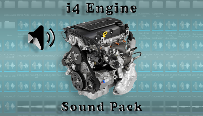 i4 Engine Sound Packs