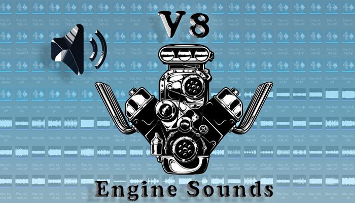 V8 Engine Sounds