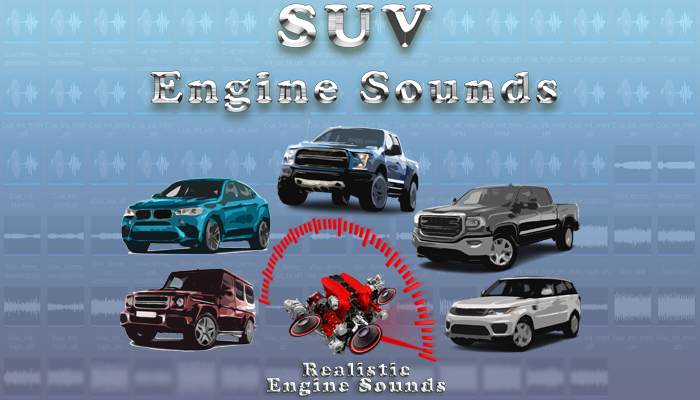 SUV Engine Sounds