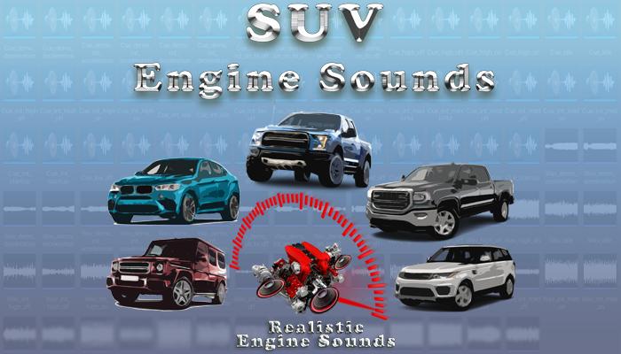 SUV Engine Sounds