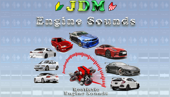 JDM Engine Sounds